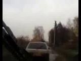 Полицейские устроили стрельбу на дороге из за пьяного водителя в Вологодской области